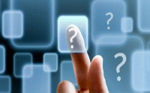 Preguntas frecuentes paginas web