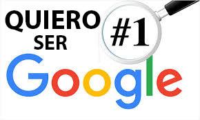 Primeras posiciones de Google
