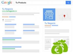 Posicionamiento en Google - Pago por clic